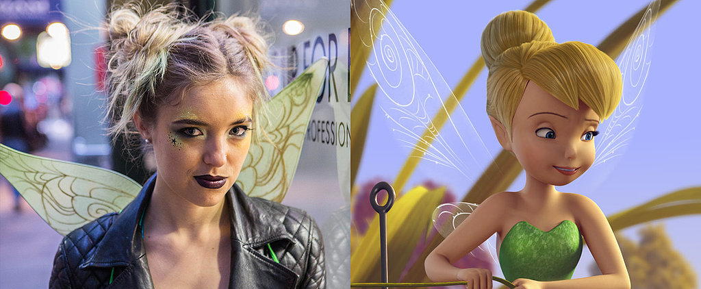 Tinker Bell Gets a Punked-Out Makeover For Halloween