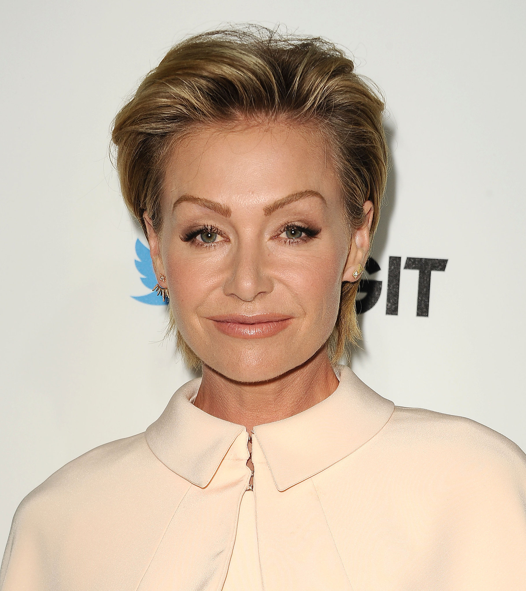 Portia De Rossi It S True The Modern Mullet Hair Trend