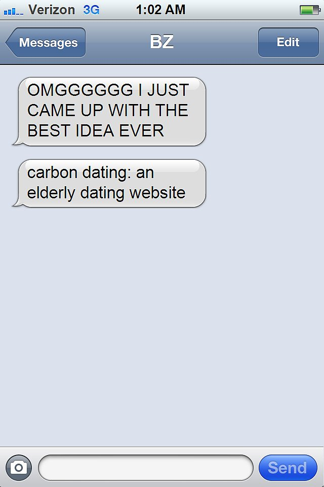 carbon dating best online dating sites