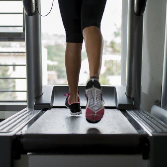 Hill Training on Treadmill
