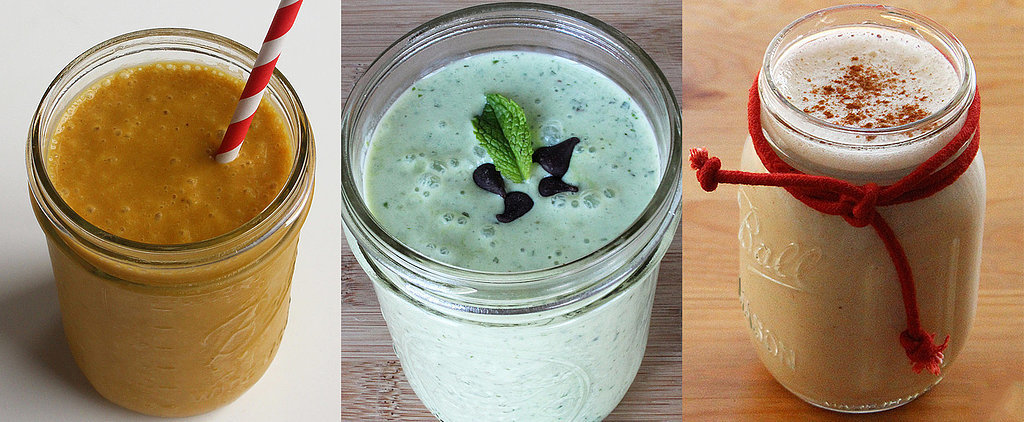 9 Sweet Smoothies That Taste Like Holiday Desserts