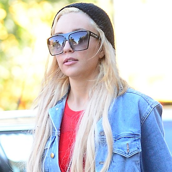 Amanda Bynes Placed on Psychiatric Hold 2014