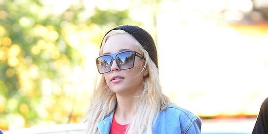 Amanda Bynes Hospitalized On Psychiatric Hold