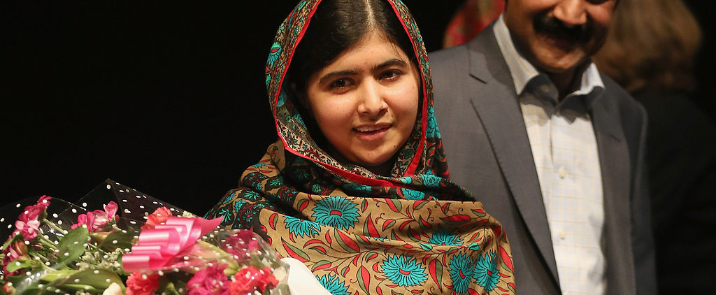 Stars React to Nobel Peace Prize Winner Malala Yousafzai
