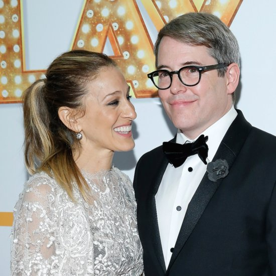 Sarah Jessica Parker and Matthew Broderick Broadway Premiere