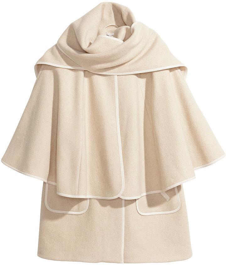 H&m Wool-blend Coat $149
