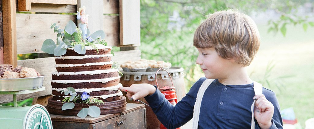 An Adventurous, Outdoor, Huckleberry Finn-Inspired Birthday Bash