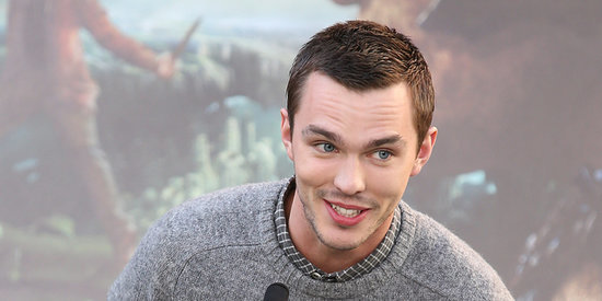 Nicholas Hoult Uncomfortably Discusses Jennifer Lawrence's Leaked Nude Photos