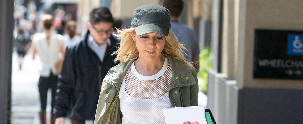 All Eyes Are on Carrie Bickmore's Latest Project: Her Baby Bump!
