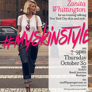 Meet Zanita Whittington At Kiehls Bondi Junction