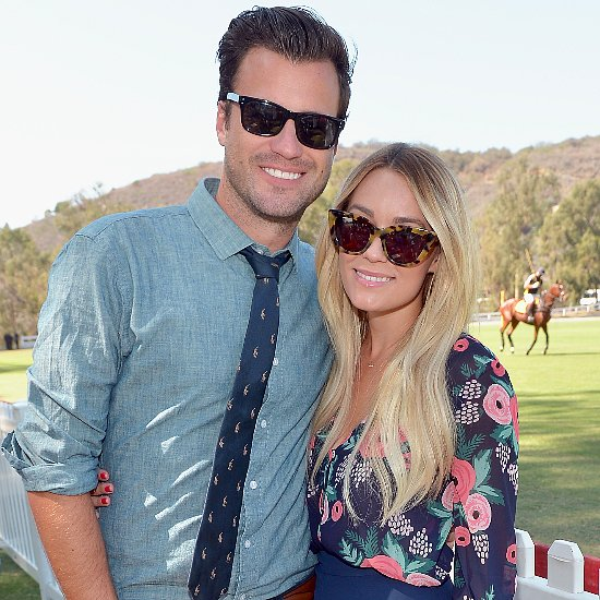 Lauren Conrad and William Tell Pictures at the Polo