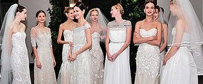 Attention, Brides! The 6 Biggest Wedding Dress Trends For 2015