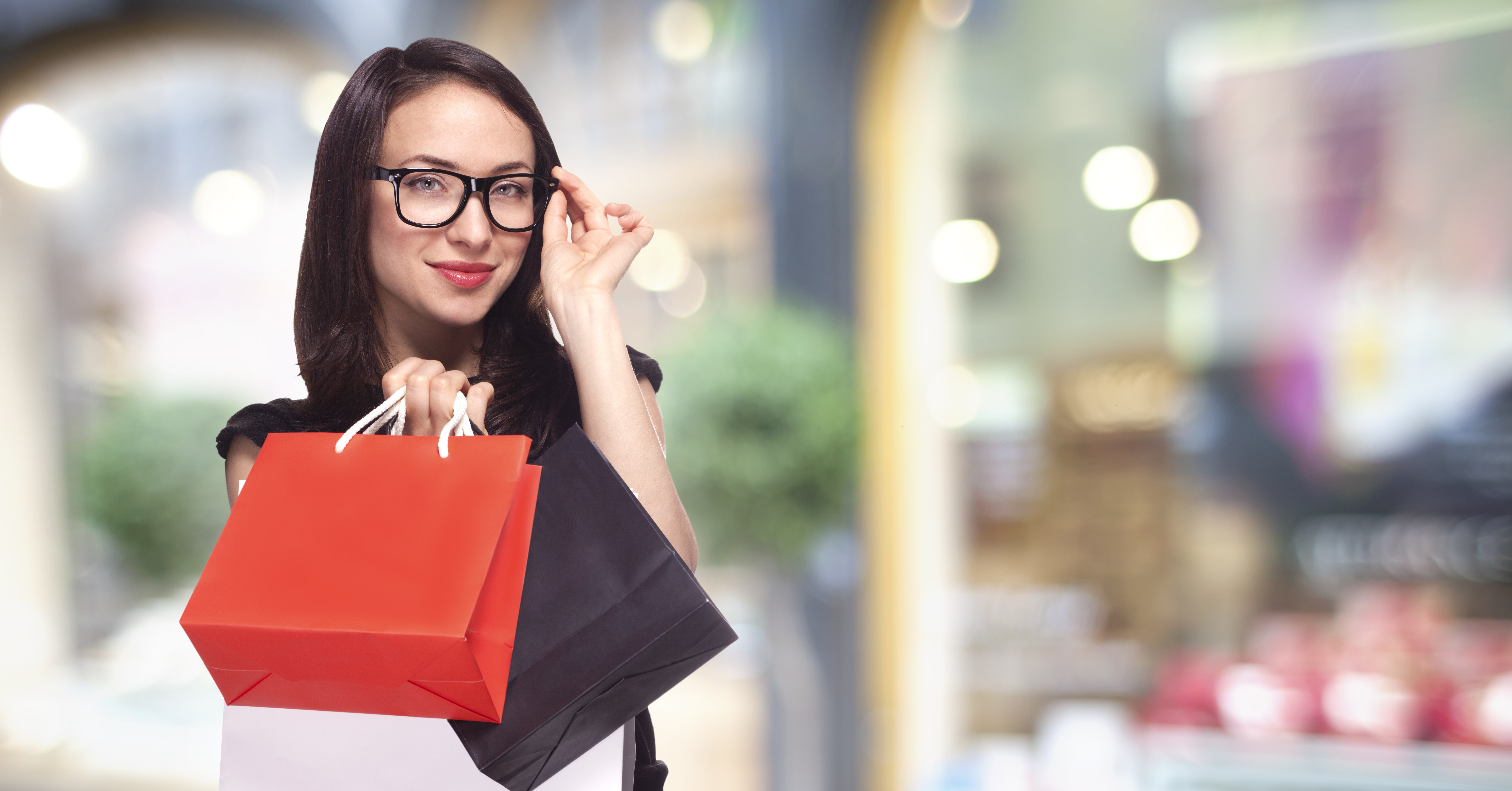 women and shopping An online store owner will examine their customer data in order to find news ways to grow their business, and better ways to target customers mostly they will look at stats on certain.
