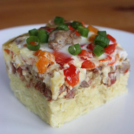Paleo and Gluten-Free Overnight Breakfast Casserole Recipe