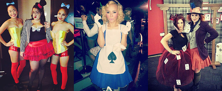 21 Ways to Channel Alice in Wonderland This Halloween