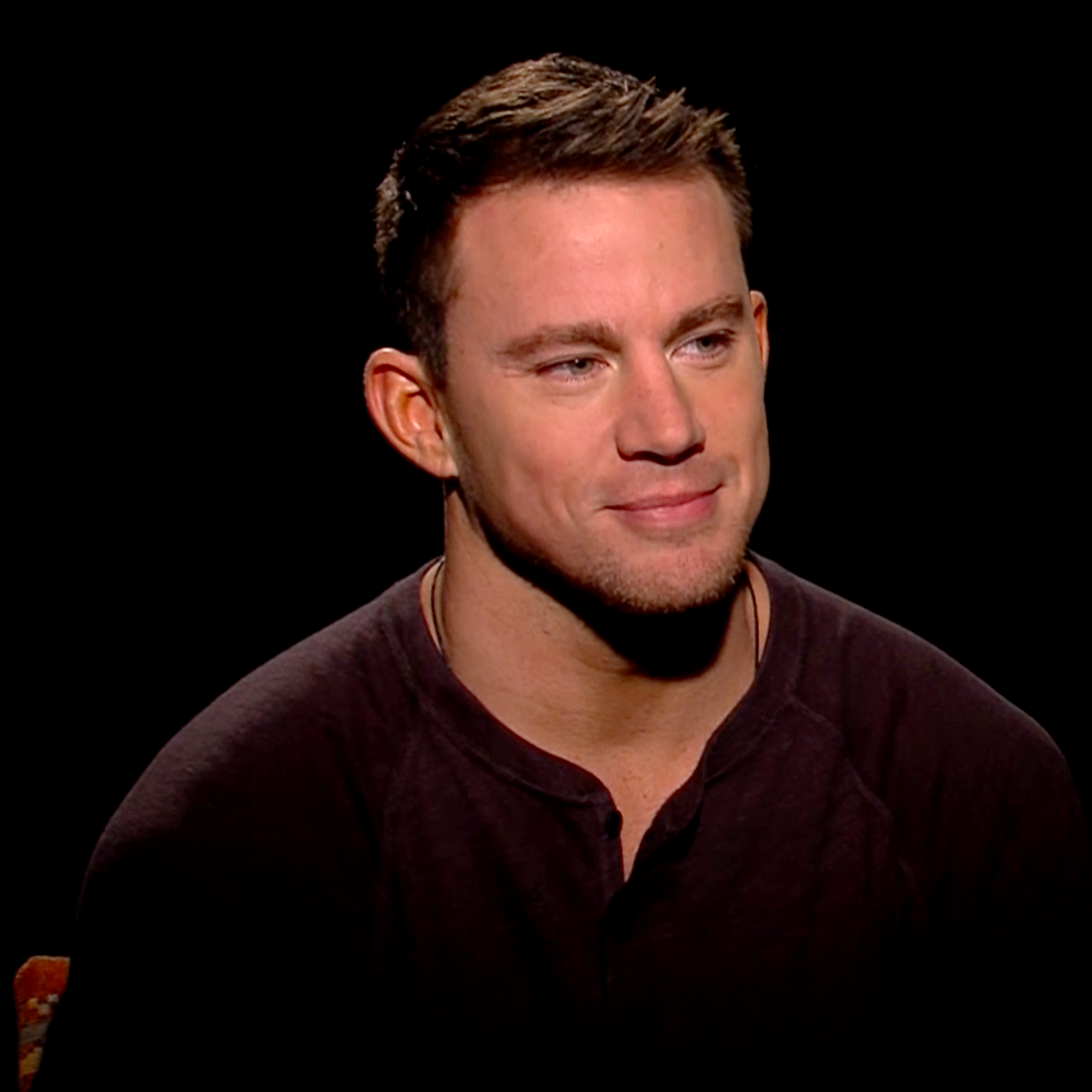 "Channing Tatum Names the Film He'll Make Everly Watch as ""Punishment"" Channing Tatum"