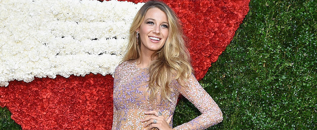 "Mom-to-Be Blake Lively on Her Growing Bump: ""Have You Seen Me?!"""