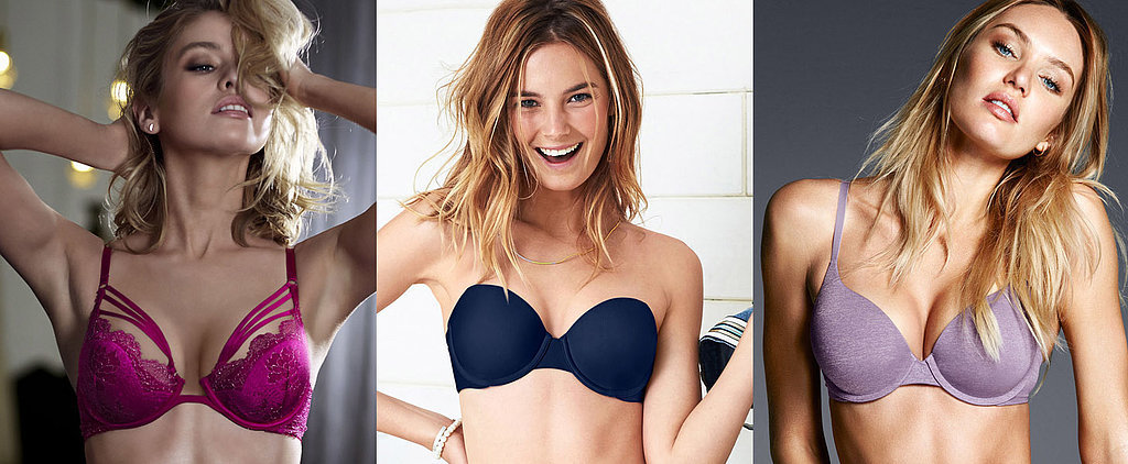 The Only 8 Bras You'll Ever Need