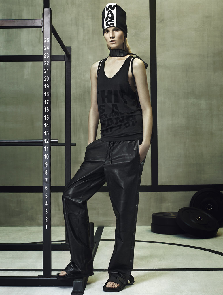 The hotly anticipated Alexander Wang x H&M collection launched this morning, and the American designer's first collaboration for the fast-fashion retailer may have had a better turnout than.