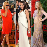 Pregnant Celebrities' 128 Best Maternity Looks