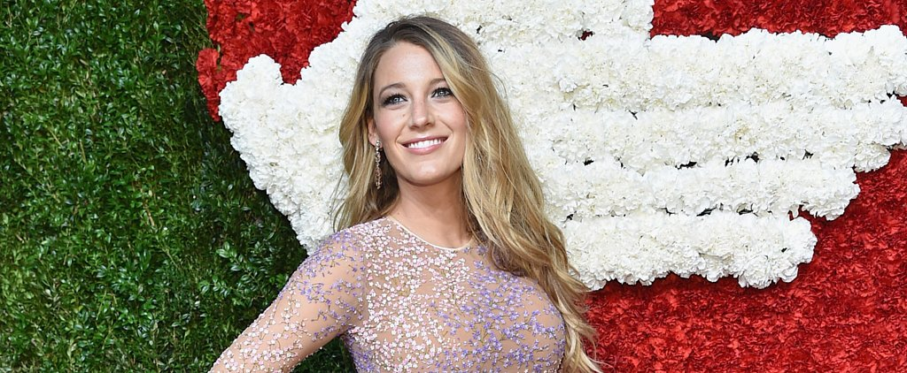 "Blake Lively Says She's ""Kinda Always Been a Mama"""
