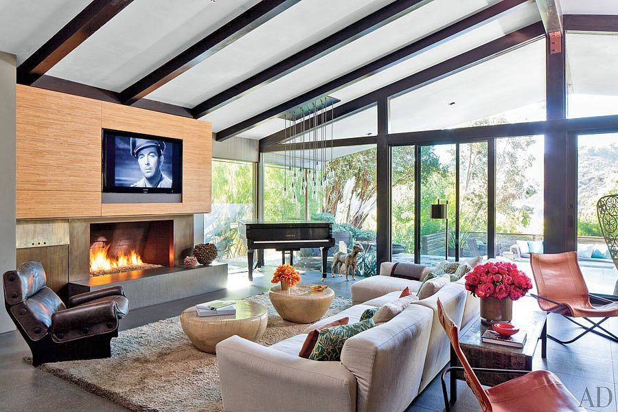 John Legend and Chrissy Teigen Sell Their Gorgeous Abode in Hollywood Hills