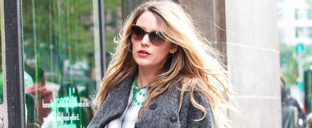 Blake Lively Goes on a Prebaby Shopping Trip!