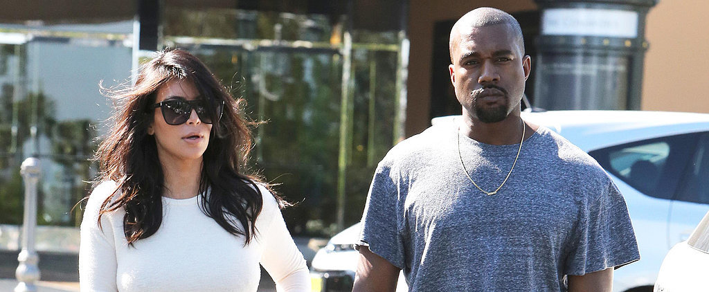 Kim Kardashian Always Keeps It Sexy — Even For an Afternoon Movie Date