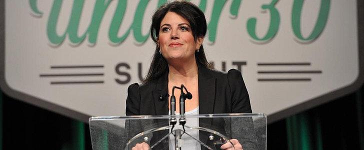 Monica Lewinsky Got a Standing Ovation With Her Speech on Cyberbullying