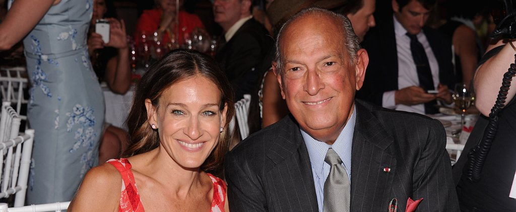 Sarah Jessica Parker Speaks Out on the Passing of Oscar de la Renta