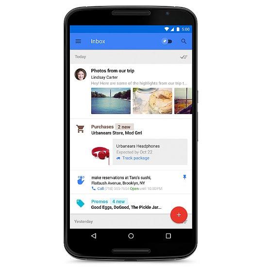 Gmail Inbox App
