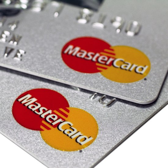 MasterCard With Fingerprint Sensors