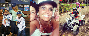 25 Cute Pictures That Prove Britney Spears Is a Superstar Mom
