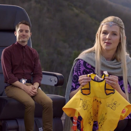 Elijah Wood in Air New Zealand's Airline Safety Video
