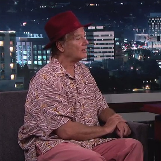 Bill Murray's Parenting Advice