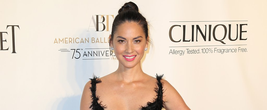 Did Olivia Munn Just Wear Her Halloween Costume to the Ballet?