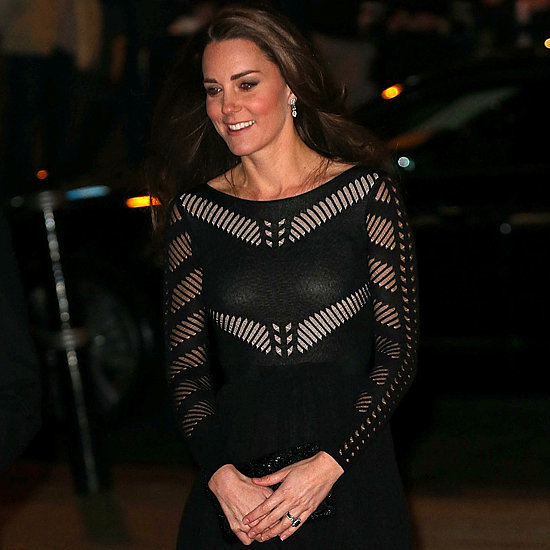 Kate Middleton at Action on Addiction's Autumn Gala Pictures