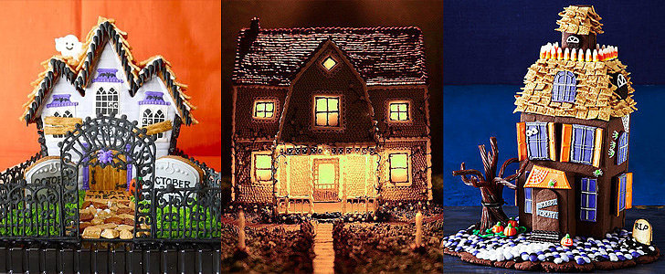 8 Haunted Gingerbread Houses That Will Give You Chills