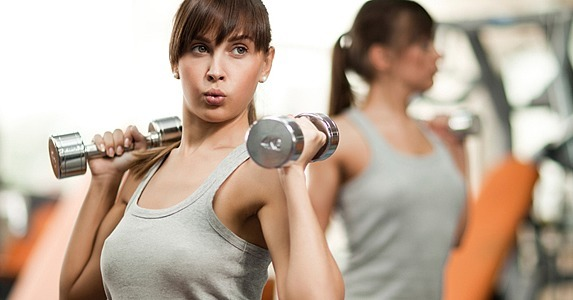 BLITZ-Style Power Workout | POPSUGAR Fitness