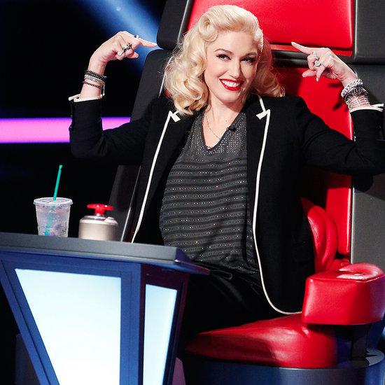 Gwen Stefani The Voice Judge