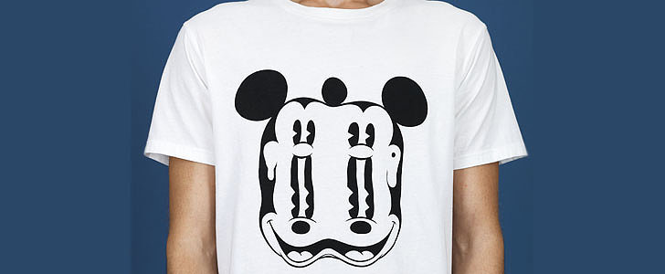 You're Going to Want to See This Twisted Version of Mickey Mouse