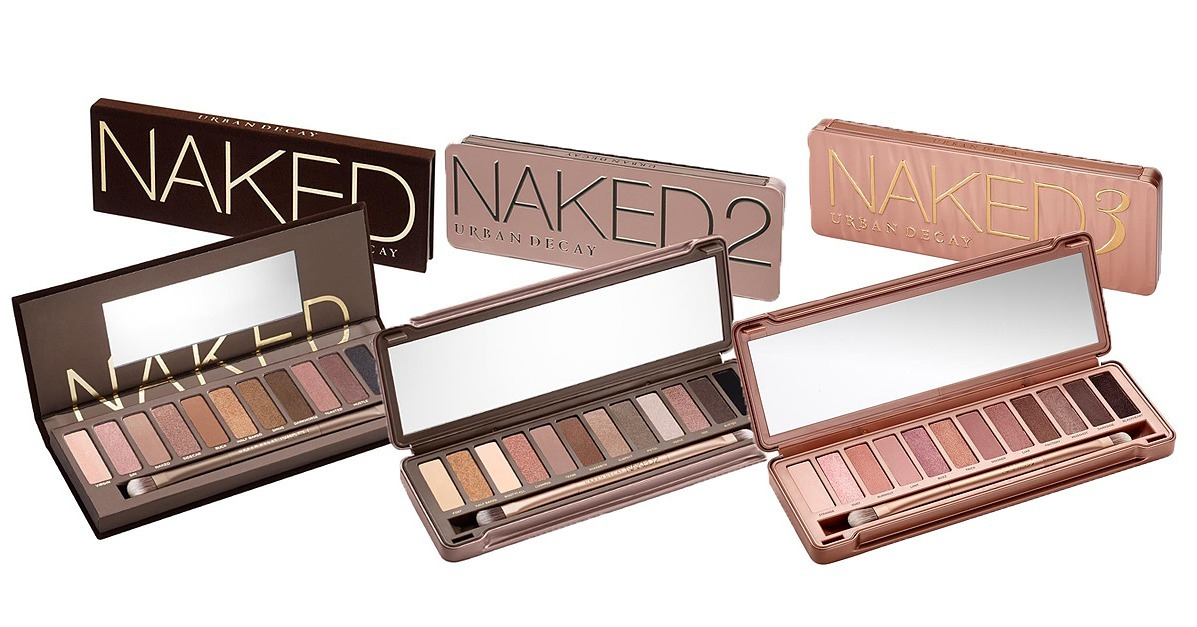 The Polish Jinx: Urban Decay Naked Vault - American Release