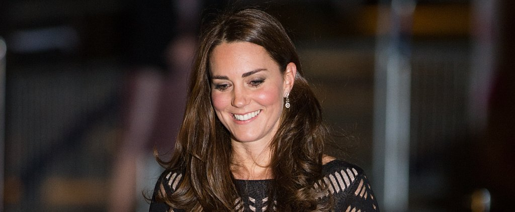 Kate Middleton's Perfect Hair Should Have Its Own Royal Title