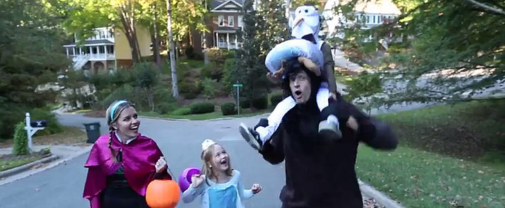"Frozen. Halloween. Snoop Dogg. This ""Gin and Juice"" Parody Has It All!"