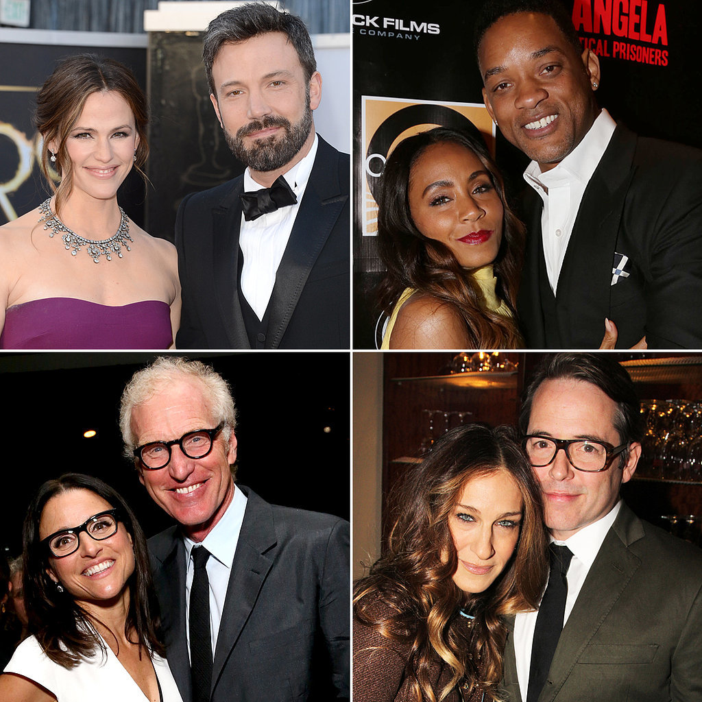 Famous Couples Who Have Avoided the So-Called Hollywood Curse