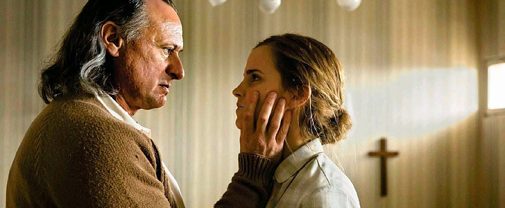 The First Look at Emma Watson's New Role Is Really Intense