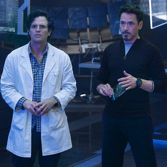 Robert Downey Jr. Interview on Avengers: Age of Ultron