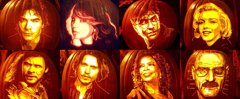28 Wickedly Wonderful Pop Culture Jack-o'-Lanterns