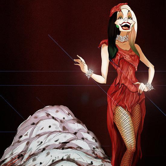 Disney Villains Look Devilishly Stylish in Halloween Costumes