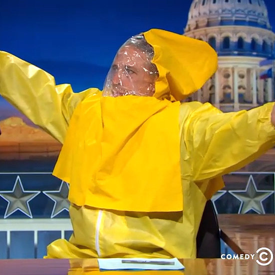 The Daily Show on Ebola Preparations | Video